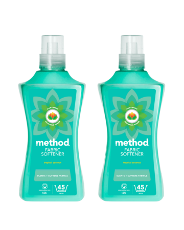 Method Fabric Softener Tropical Coconut 1.575ltr