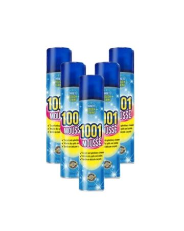 1001 Carpet Mousse 350ml