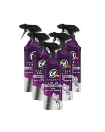 Cif Perfect Finish Limescale Remover Spray 435ml