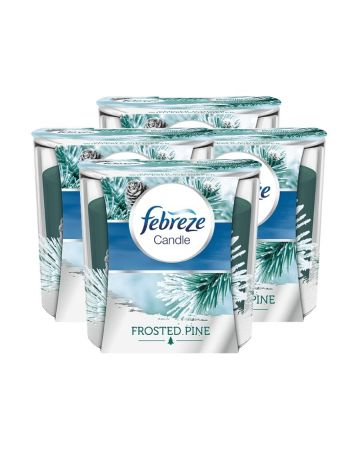 Febreze Candle Frosted Pine 100g
