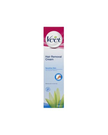 Veet 5 Minute Hair Removal Cream Sensitive 200ml