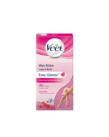 Veet Wax Strip Normal 20s