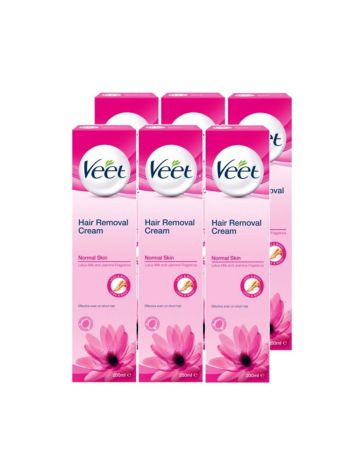 Veet 3 Minute Hair Removal Cream Normal 200ml