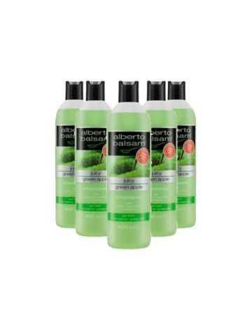 Alberto Balsam Green Apple Shampoo 350ml