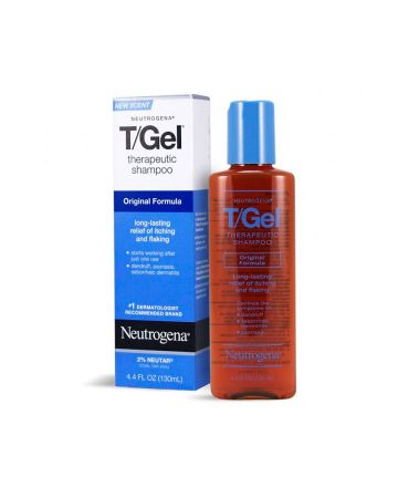 NEUTROGENA T-GEL SHAMPOO NORMAL 250ML
