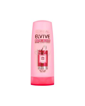 L'Oreal Elvive Conditioner Nutri Gloss 400ml
