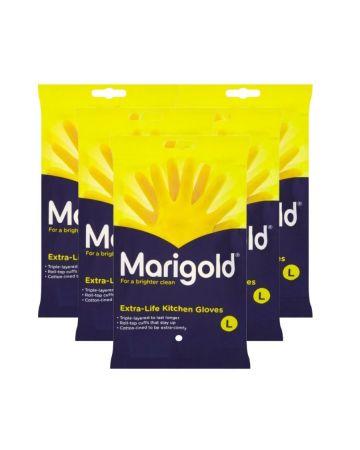 Marigold Extra Life Kitchen Gloves Large