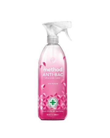 Method Anti-Bac All Purpose Cleaner Wild Rhubarb 828ml