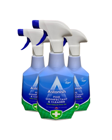 Astonish Pine Disinfectant Trigger Spray 750ml