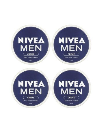 Nivea Mens Crème For Face, Body, Hands 75ml
