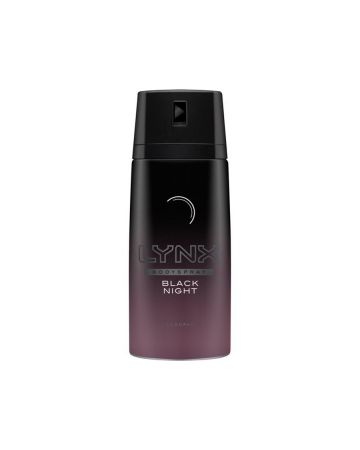 Lynx Body Spray Black Night 150ml