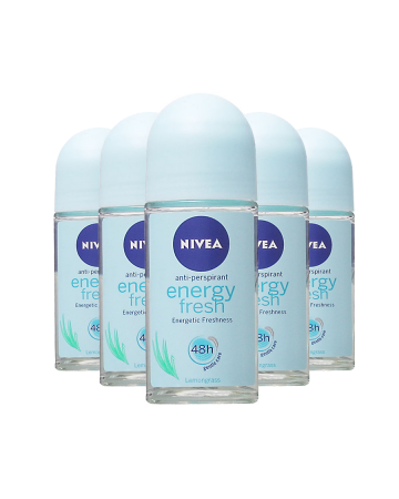 Nivea Female Roll On Energy Fresh 50ml