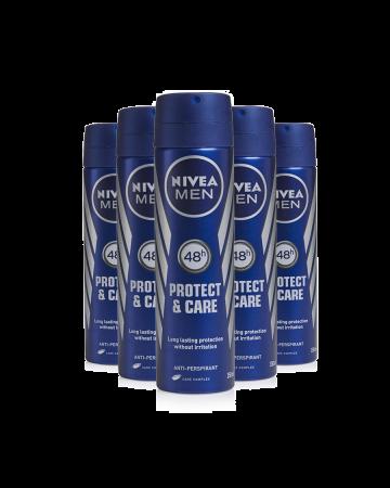 Nivea Mens Deodorant Protect & Care 150ml