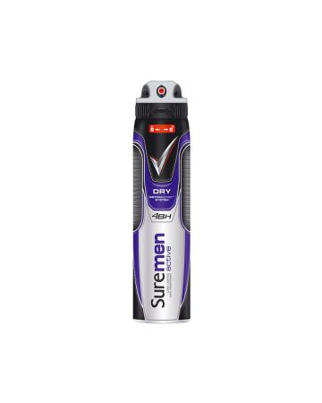 Sure Aerosol Anti-Perspirant Mens Active