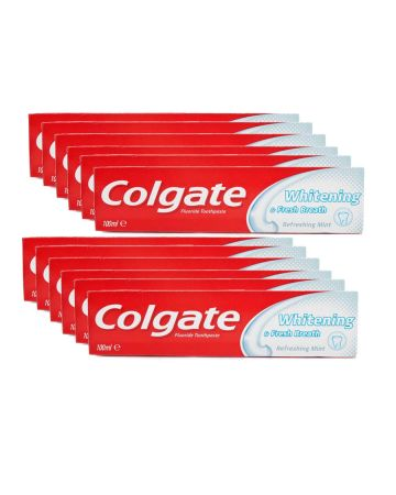 Colgate Toothpaste Whitening & Fresh Breath 100ml