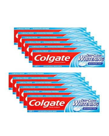 Colgate Toothpaste Deep Clean Whitening 100ml