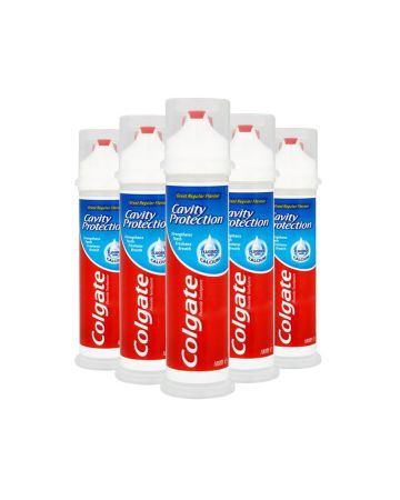 Colgate Pump Toothpaste Regular 100ml