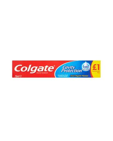 Colgate Toothpaste Regular 75ml (PM £1)