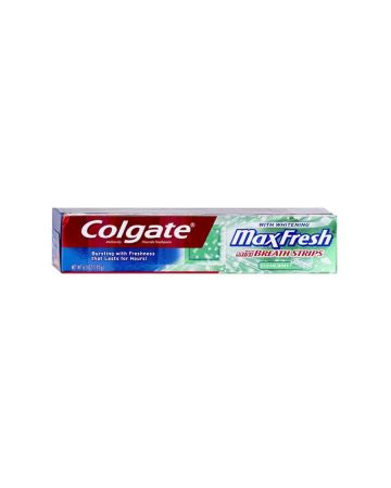 Colgate Toothpaste Max Fresh Clean 100ml