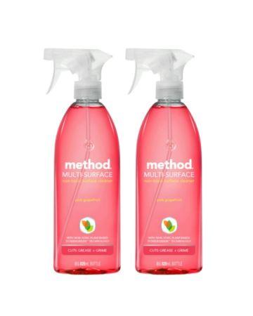 Method Multi Surface Cleaner Pink Grapefruit 828ml