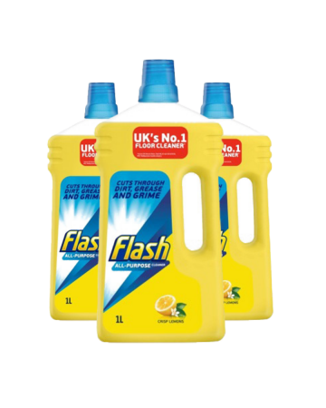 Flash Liquid Lemon 1ltr