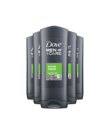 Dove Mens Shower Gel Extra Fresh 250ml