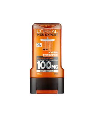 L'Oreal Mens Shower Gel Energetic 300ml