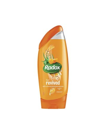 RADOX SHOWER GEL REVIVED 250ML