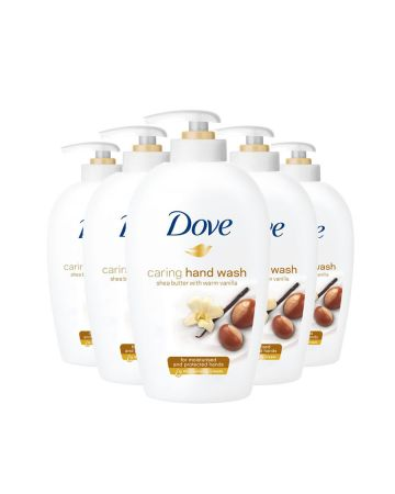 Dove Caring Hand Wash Shea Butter 250ml
