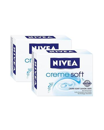 Nivea Creme Soft Soap 100g