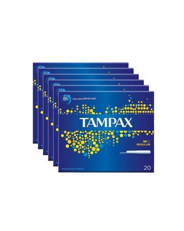 Tampax Regular 20s