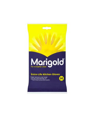 Marigold Extra Life Kitchen Gloves Medium