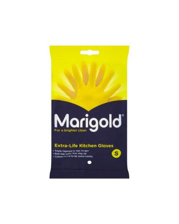 Marigold Extra Life Kitchen Gloves Small