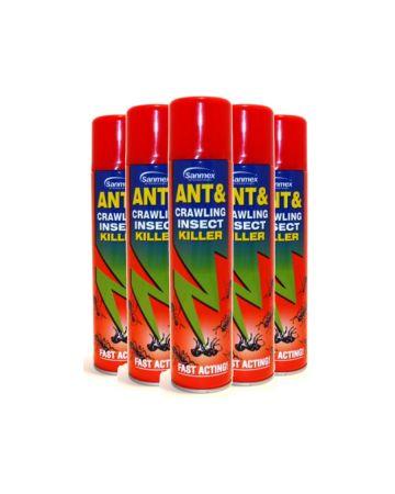 Sanmex Ant & Crawling Insect Killer 300ml