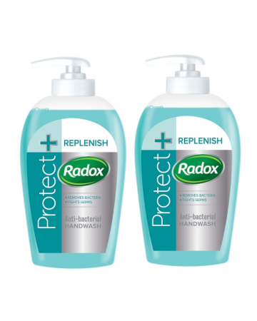 Radox Hand Wash Anti-bact & Replenish 250ml