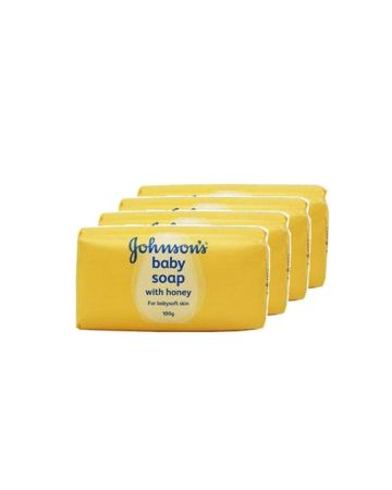 Johnson's Baby Soap Honey 100g