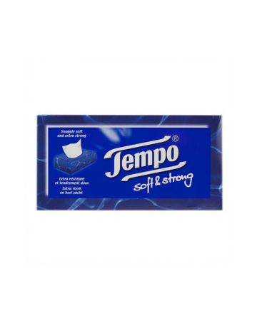 Tempo Tissues Soft And Strong 80S