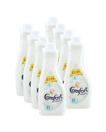 Comfort Pure Fabric Conditioner 750ml (pm £1.99)