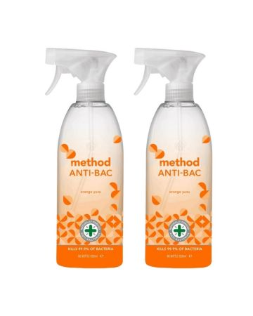 Method Anti-bac All Purpose Cleaner Orange Yuzu 828ml