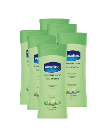 Vaseline Lotion Aloe Fresh 200ml