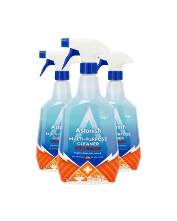 Astonish Multi-purpose Spray With Bleach 750ml
