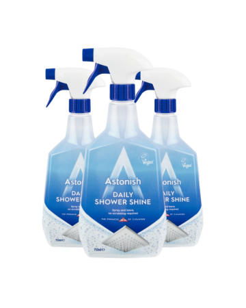 Astonish Daily Shower Shine Trigger Spray 750ml