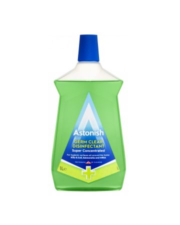 Astonish Germ Clear Disinfectant Concentrate 1ltr