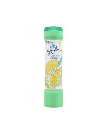 Glade Shake N Vac Fresh Lemon 500G