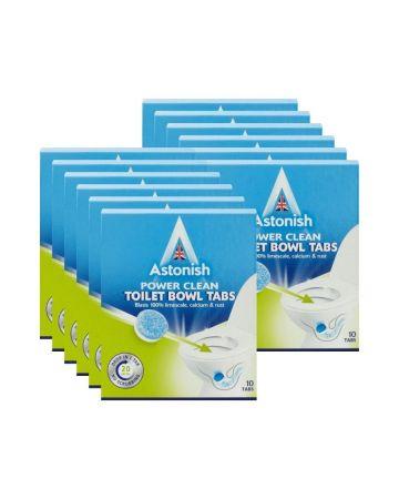 Astonish Power Clean Toilet Bowl Tabs 10's