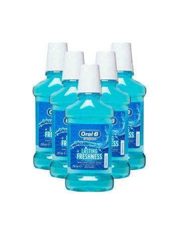 Oral B Complete Lasting Freshness Mouthwash 250ml