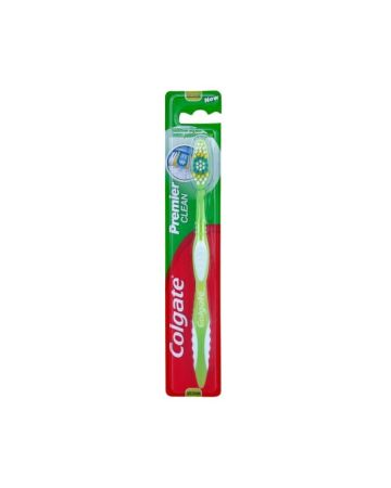 Colgate Premier Clean Toothbrush Medium