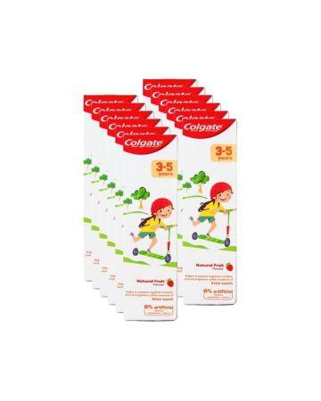 Colgate Toothpaste Kids 3-5 Years Strawberry 75ml
