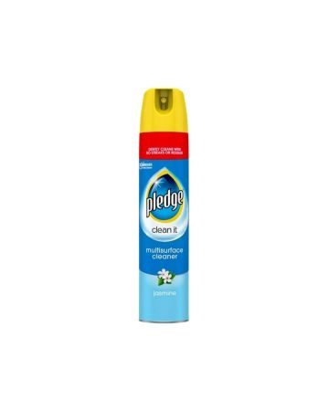 Pledge 5 in 1 Multi Surface Furniture Polish Jasmine 250ml