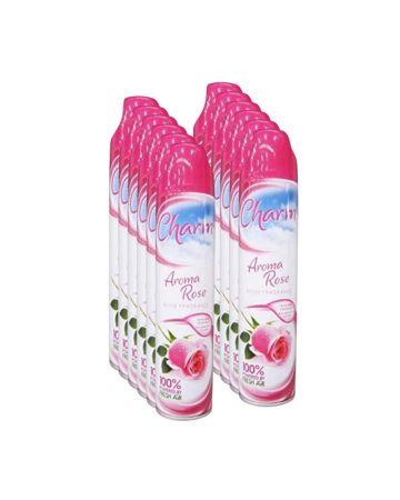 Charm Air Freshener Aroma Rose 240ml